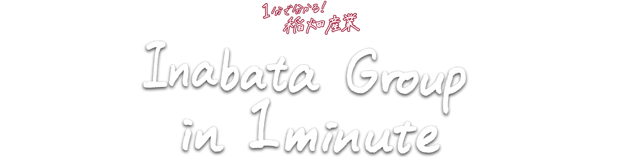Inabata Group in 1 minute